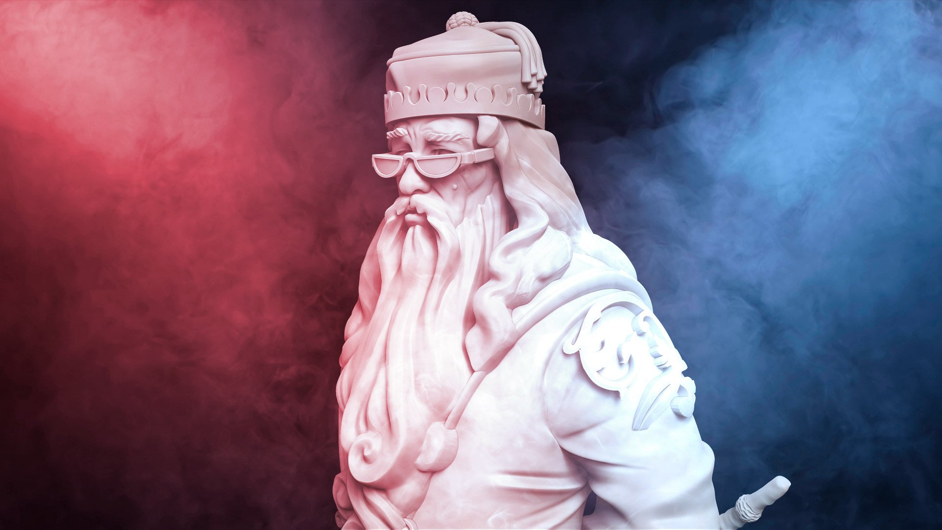 Albus Dumbledore miniature